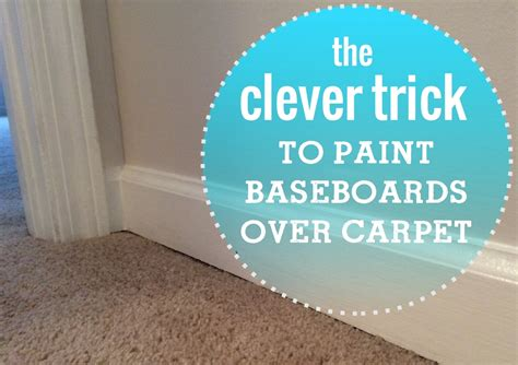 Which Carpet Or Paint - painting baseboards with carpet carpet vidalondon