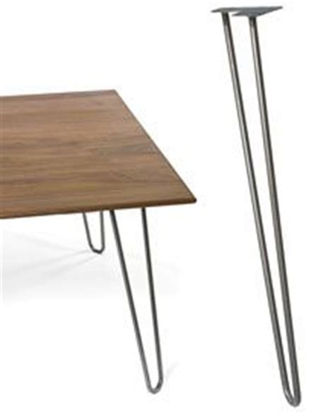 table ls for less tables fables on table legs hairpin legs