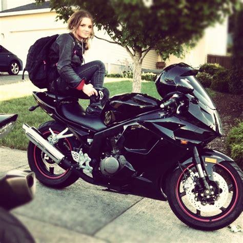 women s street motorcycle motorcycle biker hyosung miss audacious instagram