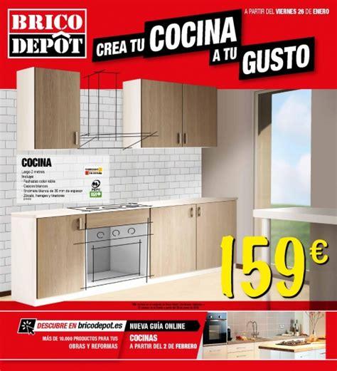 cocinas brico depot ofertas catalogo catalogosdetiendas