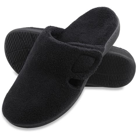 planters fasciitis slippers the s plantar fasciitis mule slippers hammacher