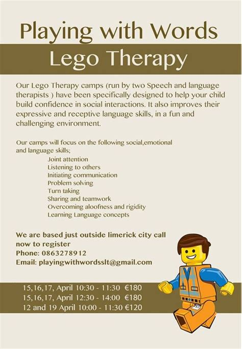 Therapy Resources 17 Best Images About Legos In The Playroom On
