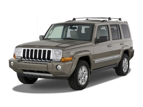 jeep commander 2007 jeep commander reviews and rating motor trend