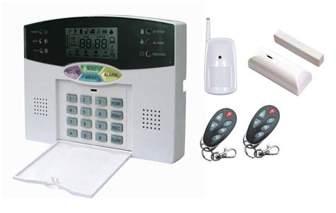 the advantages of a radio security alarm security alarm