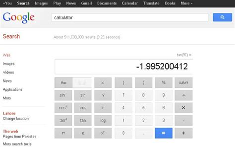 calculator google google has added scientific calculator on its search