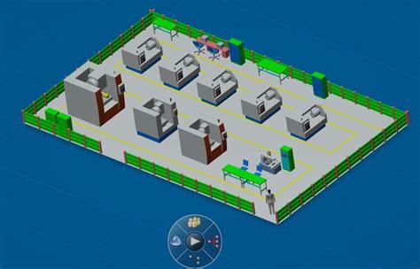 machine shop layout design srm university machine shop layout v1 0 step iges 3d