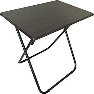 Does Bed Bath And Beyond Sell Amazon Gift Cards - amazon com wee s beyond 1309 over sized tv tray folding table expresso kitchen dining