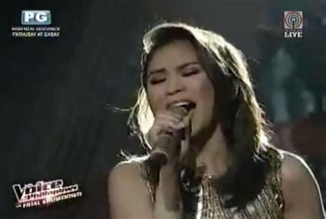 the voice philippines finale sarah geronimo and klarisse klarisse sarah g and robert sena the voice ph finale