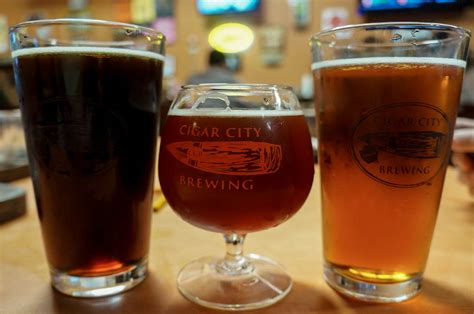 cigar city tasting room cigar city brewing a tour and review of a legend in the