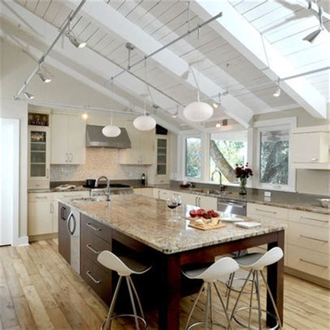 Pin By Sherly Tania On Interior Pinterest Lighting For Sloped Ceiling Ideas