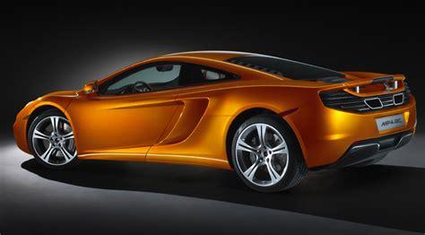 the new mclaren mp4 12c new mclaren road car unveiled