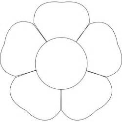 Free Flower Pictures To Download - free download flower template printable