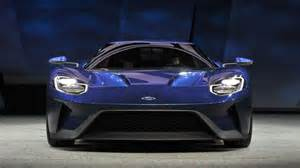 ford gt is officially ford s fastest production car