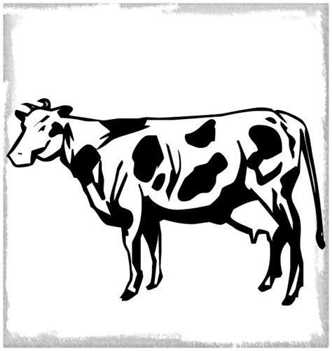 imagenes para colorear vaca los mejores dibujos para pintar vaca imagenes de vacas