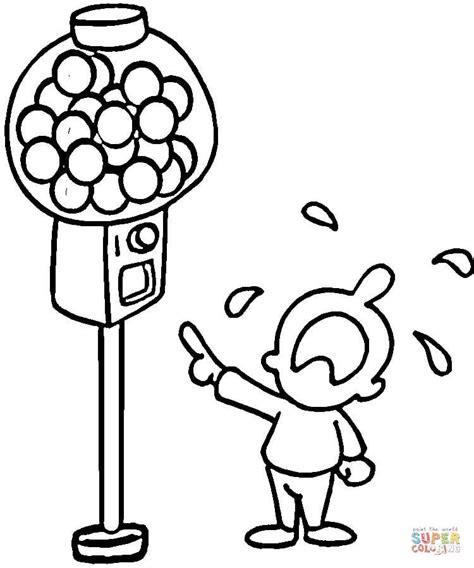 imagenes de niños llorando para colorear dibujo de llora por los dulces para colorear dibujos