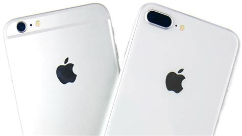 iphone 6s plus vs iphone 8 plus speed test