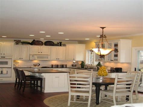 Yellow Kitchen Theme Ideas ideas for kitchen table light fixtures decor around the