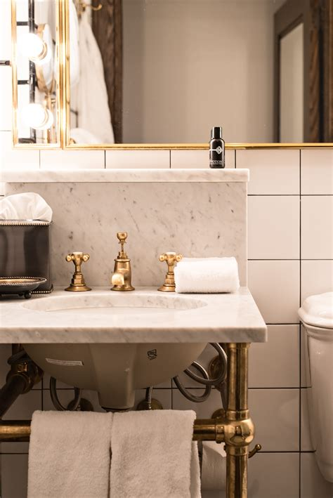 Bathroom Sinks Nyc by The Ludlow In Nyc Hotel Review Pixxels