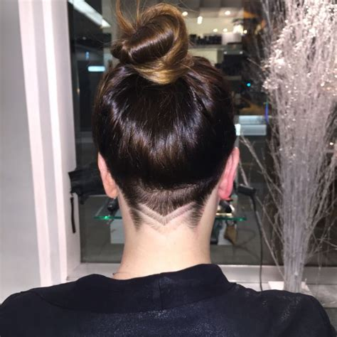 undercut hair tattoo 1000 ideas about undercut hair on