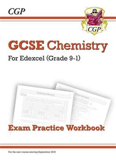new grade 9 1 edexcel 1782946764 new grade 9 1 gcse chemistry edexcel exam practice workbook by cgp books waterstones