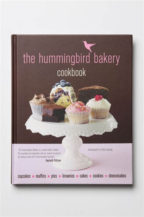 the hummingbird bakery cookbook all things book