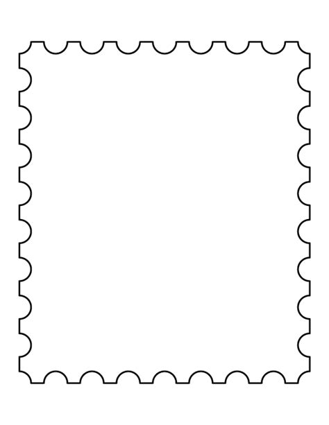 Pin By Muse Printables On Printable Patterns At Patternuniverse Com Pinterest Outlines Postage St Design Template