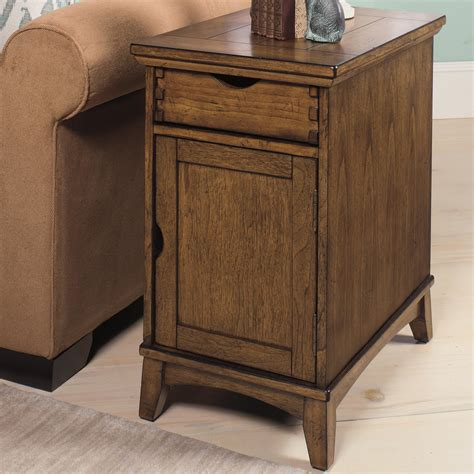 null furniture chairside table null furniture 7013 7013 22 chairside cabinet with
