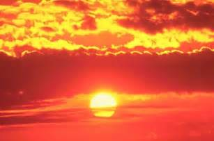 sunset orange orange sunset weather picture of the day