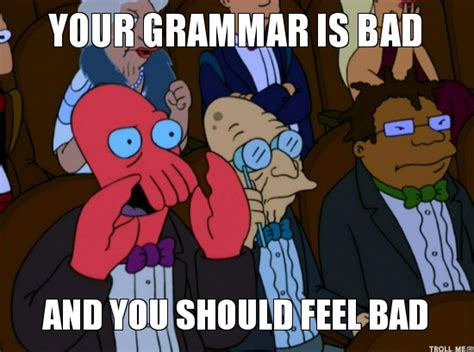 Your Meme Is Bad - futurama memes the frederick news post blogs