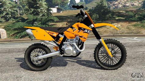 Gta 5 Cross Motorrad by Ktm 450sx Racing 2007 F 252 R Gta 5