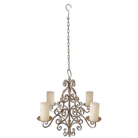 Non Electric Chandelier Home Accessories Candle Chandeliers From The Pillar Collection With Design Candle