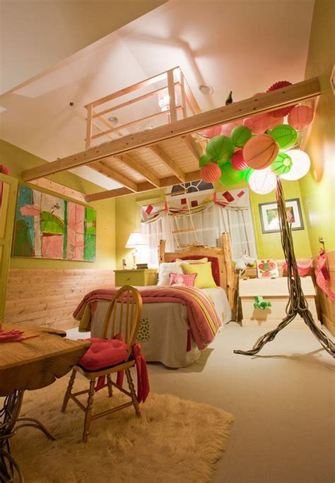 creative bedrooms creative teenage girl bedroom