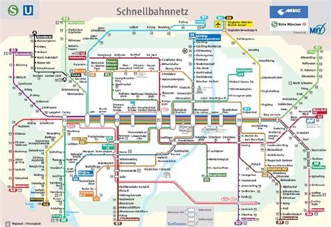 munich metro map munich ooi travel guide