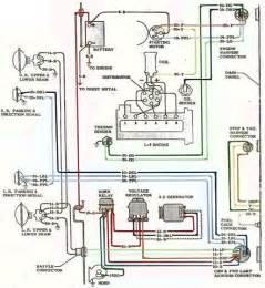 1964 gmc truck electrical system wiring diagram