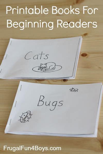 printable children s reading books free printable books for beginning readers level 1 easy