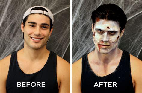 halloween diy zombie makeup evite