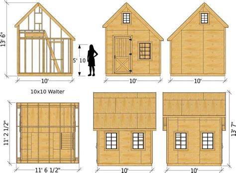 shed plans  loft shedplansx diy shed