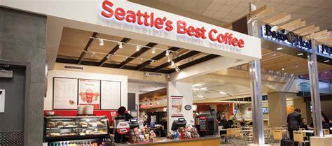 Seattle's Best Coffee » Salt Lake International Airport