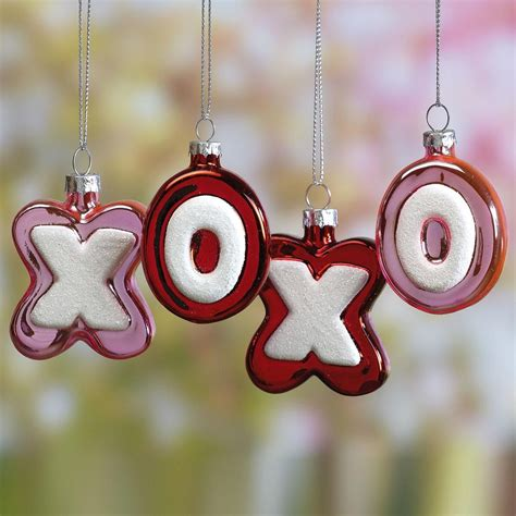 x o ornaments colorful images