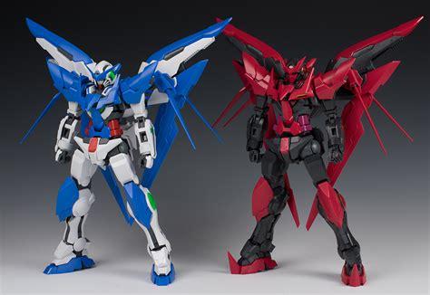 Kaos Anime Gundam 2 Exia gundam p bandai exclusive mg 1 100 gundam amazing
