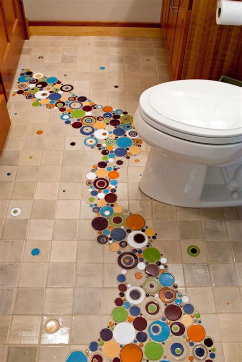 bubble pattern vinyl flooring 1000 images about bubble circular tile patterns on