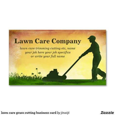 lawn care business card templates free lawn care business card templates business card design