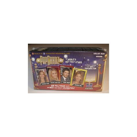 Gift Card Packs - popcardz trading cards pack cin 233 ma passion