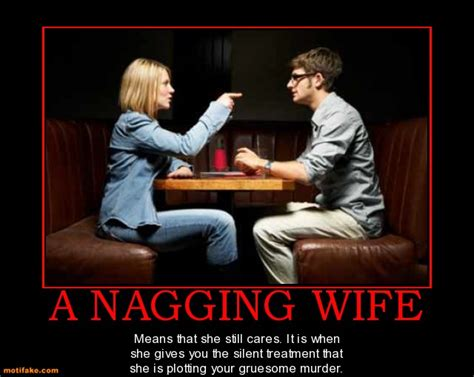 Nagging Girlfriend Meme - a few chuckles fellowship of the minds