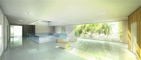 Office Wall Design Ideas 3hld s marvelous bandaged medical center inhabitat