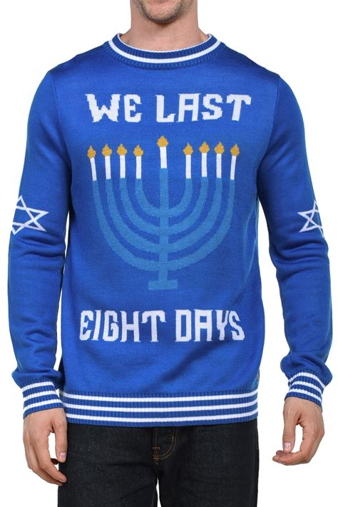 light up hanukkah sweater 8 hanukkah sweaters fierce enough to light up any room