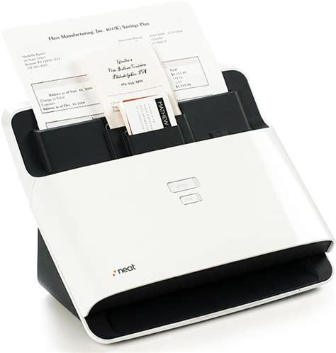 Neat Desk Scanner by 2010 Gift Guide Neatdesk Desktop Scanner Gear Live