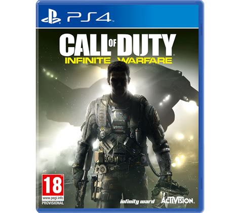 Bluray Ps4 Call Of Duty Infinite Warfare sony call of duty infinite warfare deals pc world