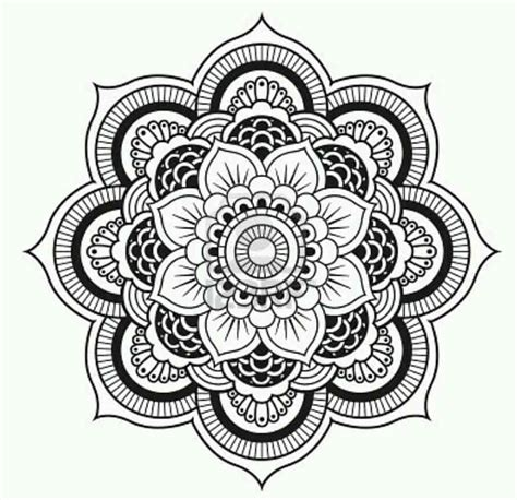 mandala coloring pages advanced level mandala coloring pages advanced level printable