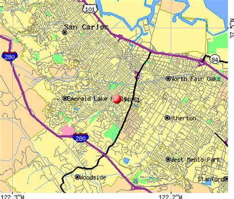california map redwood city redwood city california ca zip code map locations autos post